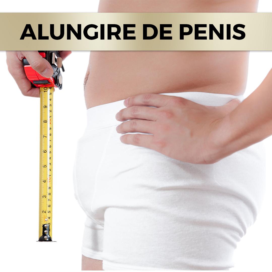cum se mărește grosimea și lungimea penisului