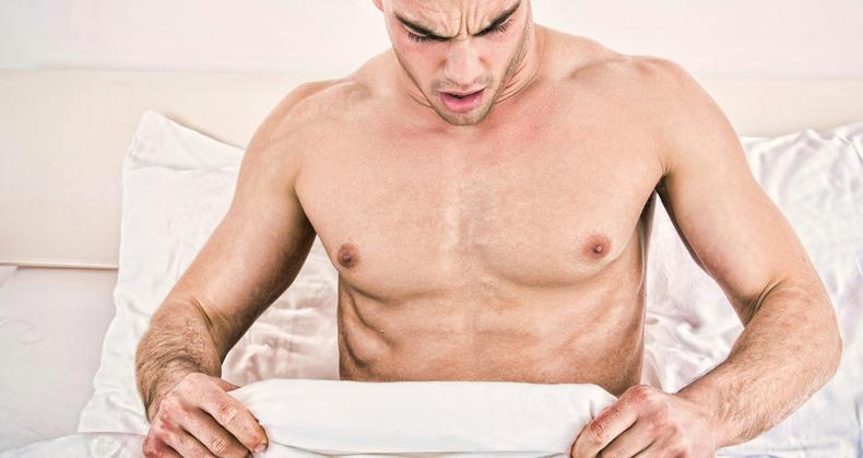bărbatul are o erecție foarte slabă puncte pe corp pentru a îmbunătăți erecția umană