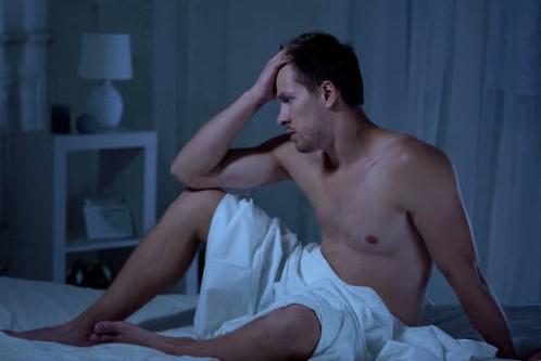 penisul a încetat să se mai ridice dimineața din cauza a ce