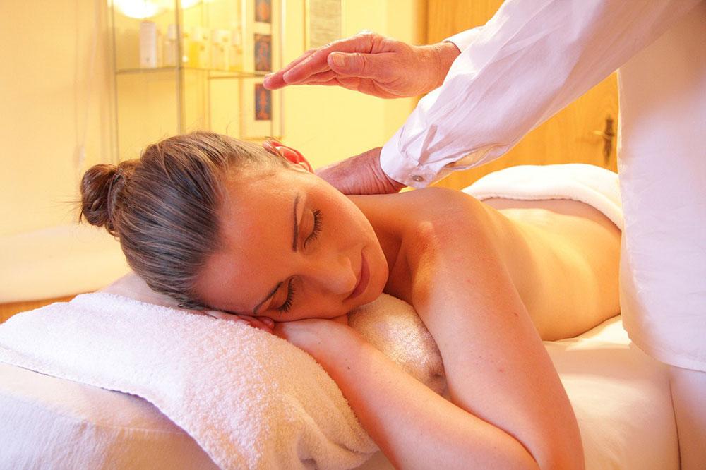 erecție și masaj