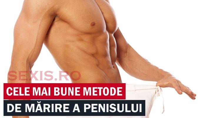 cum se mărește penisul prin întindere