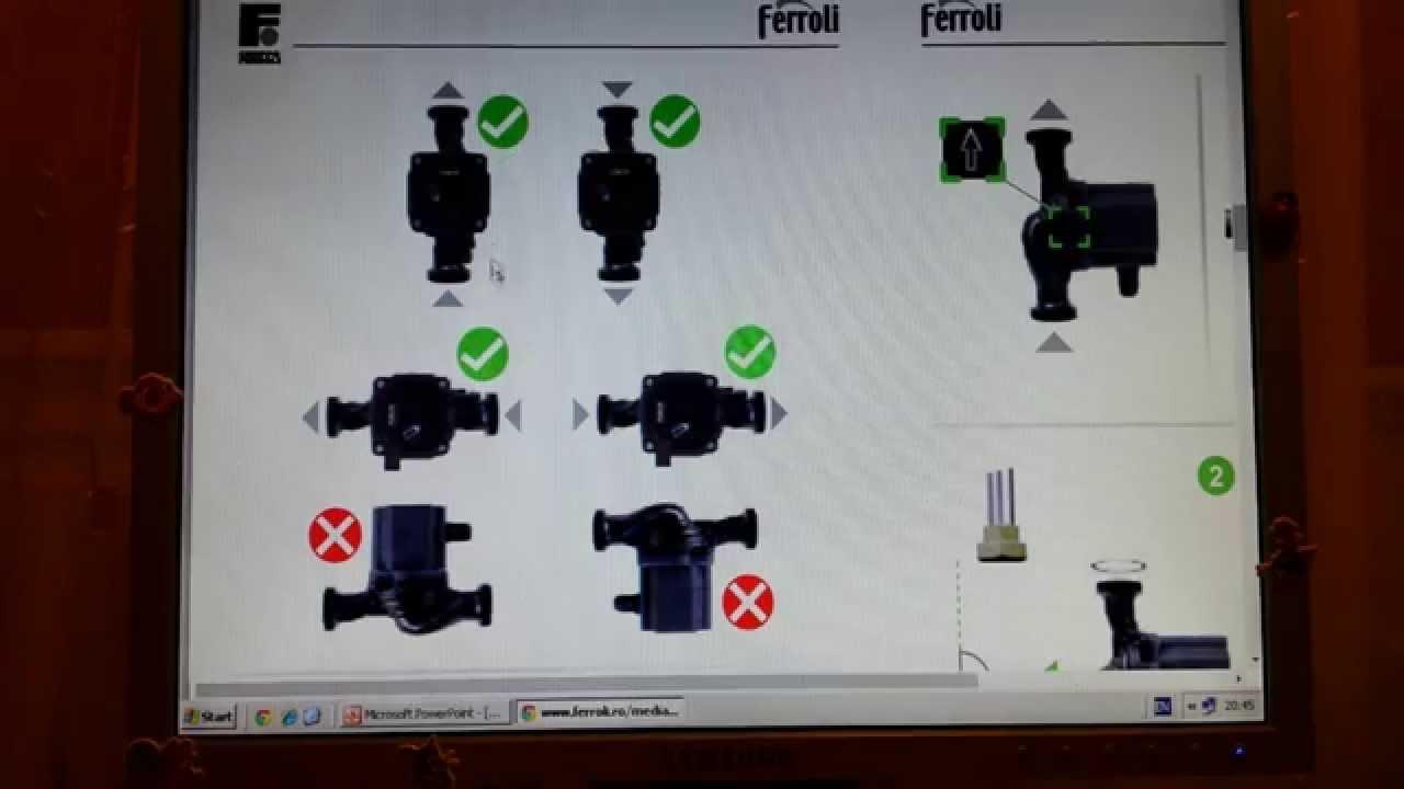 Selectarea și montarea pompelor de vid pentru aparate de aer condiționat - Încălzire