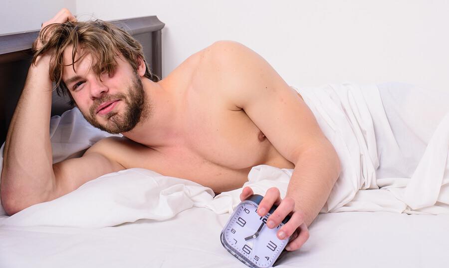 dacă un bărbat nu are o erecție matinală