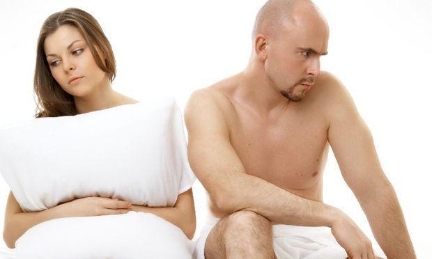 Ce gândesc femeile când bărbaţii îşi pierd erecţia