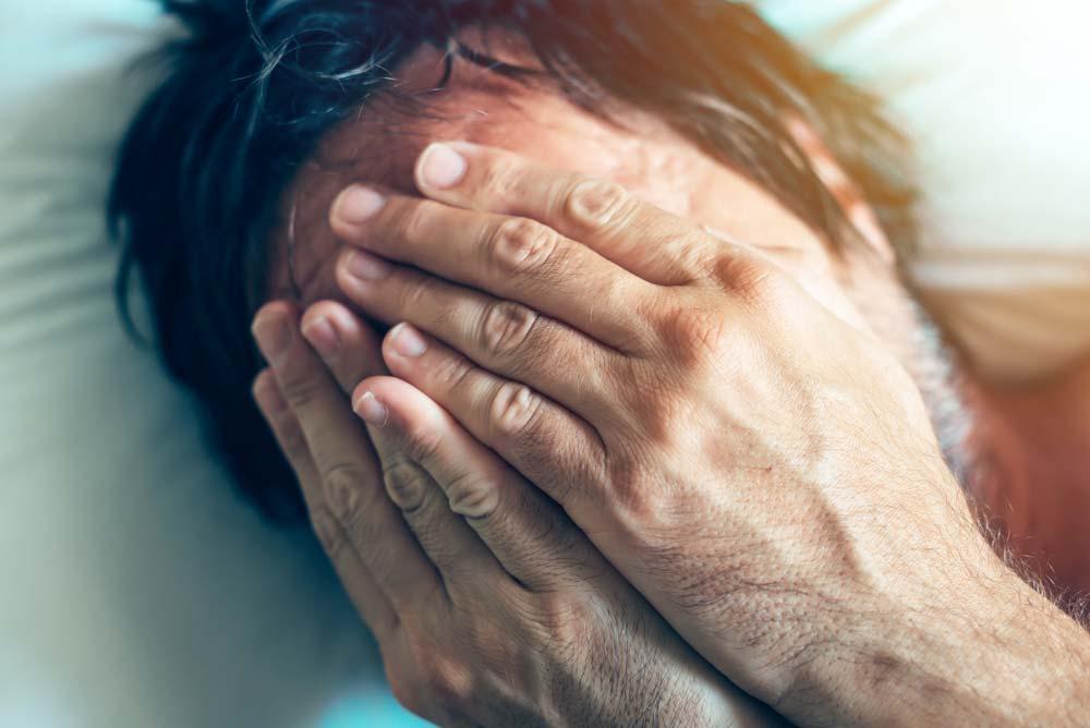 erecția poate dispărea din excitare anestezic și erecție