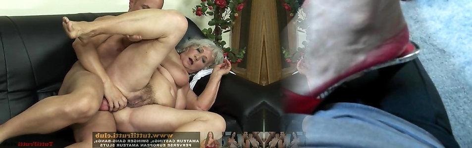 penisuri în bunicuță