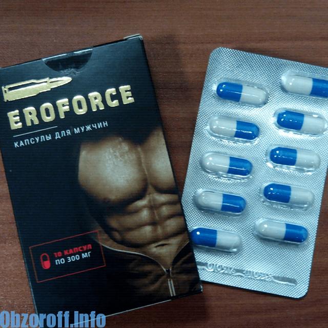 Tablete pentru Erecție