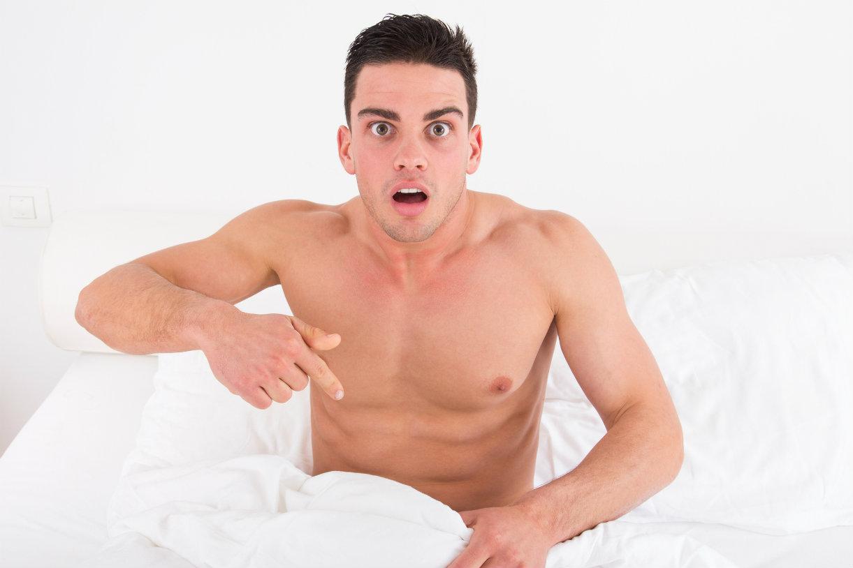 abstinență și erecție prelungite