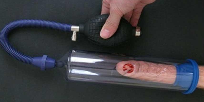 cum să utilizați corect pompa pentru penis